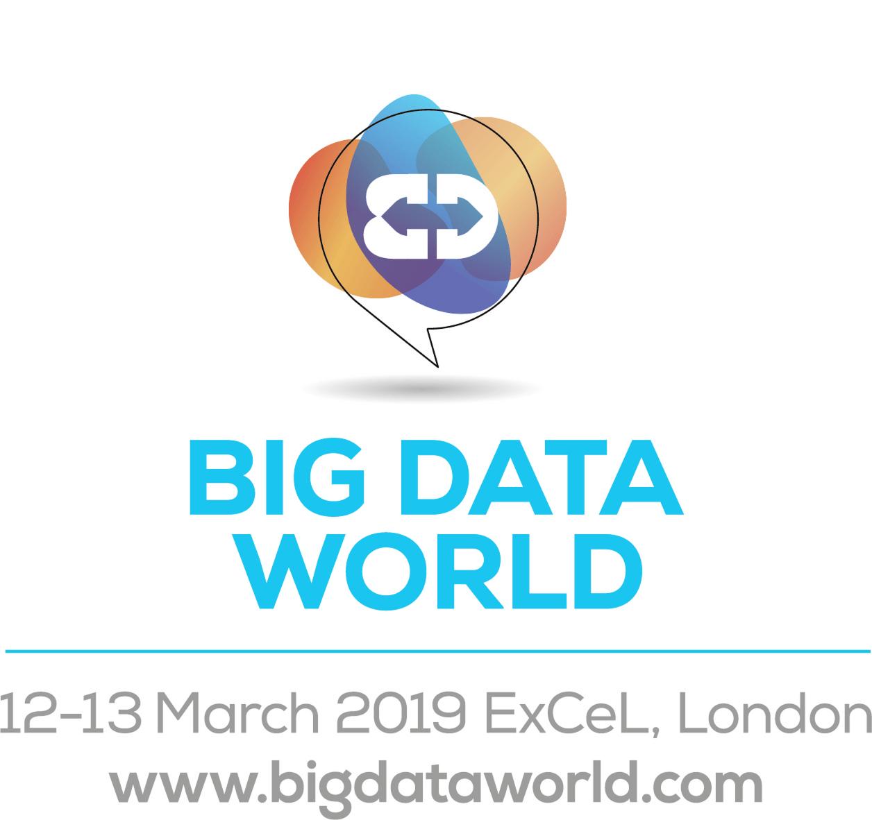 Big Data World London, ExCeL 12-13th March 2019