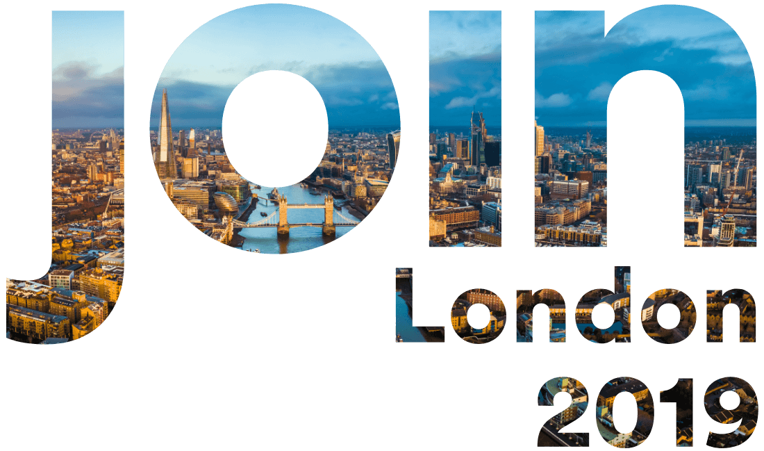 JOIN: The Tour is coming to London: 9th April