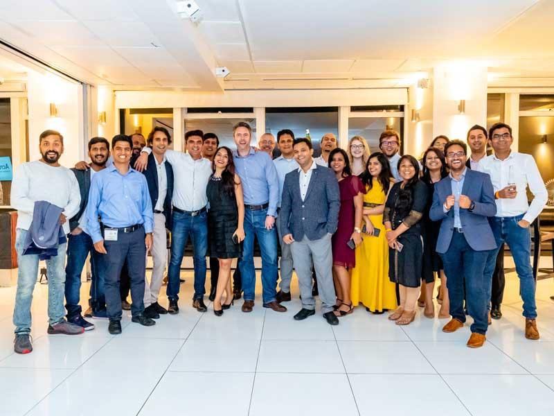 photo of acrotrend team - photo 2