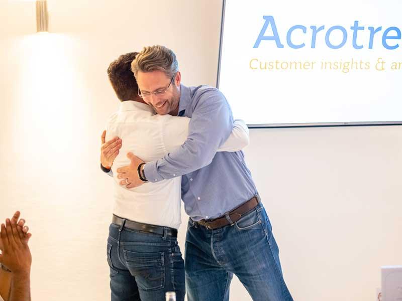 photo of acrotrend team - photo 3