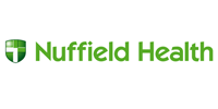 Logo for Nuffield Health