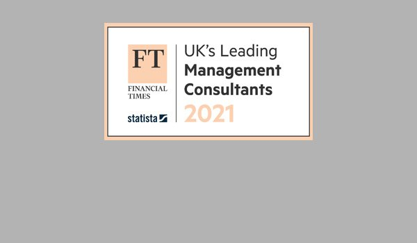 Financial Times Management Consultants 2021 logo